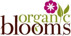 Organic Blooms Logol | natural flowers online 'logo' Online Logo, Flowers Online, Natural Cosmetics, Decoration Table, Wedding Inspiration, British, Bloom, Organic, Nature