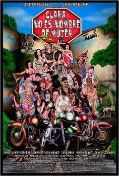 #ClaraNoEsUnNombreDeMujer #Estrenos de la cartelera de cine española del 7 de Junio de 2013. Pincha en el cartel para ver el tráiler