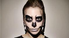 Last-Minute Halloween Makeup