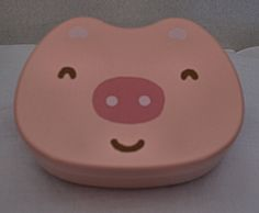 Barnyard Friends Bento #pig #lunchbox #bento http://www.hanabentos.com/shop/barnyard-friends-bento-2/