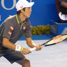 Nishikori en el Abierto Mexicano de Tenis