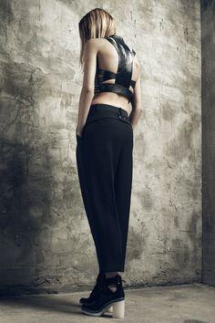 Alexander Wang Resort 2013 - Review - Collections - Vogue