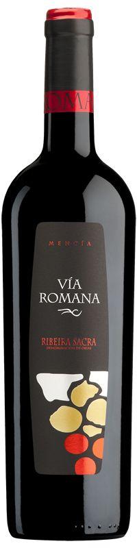 Éxito de Vía Romana Mencía y Vía Romana Godello en este 2012 http://www.vinetur.com/2012121810893/exito-de-via-romana-mencia-y-via-romana-godello-en-este-2012.html