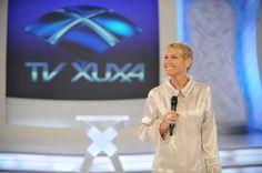 Xuxa apresentando o TV Xuxa