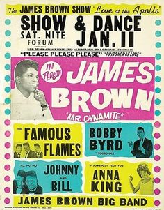 James Brown Live at the Apollo Theater