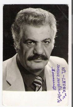 Erol Taş / Actor (1928-1988)