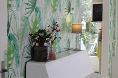 Eigen Huis en Tuin | Praxis. Heel gaaf jungle behang uit de Elle behangcollectie. Dat valt lekker op!