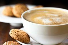 Pyszne Włoskie cappuccino