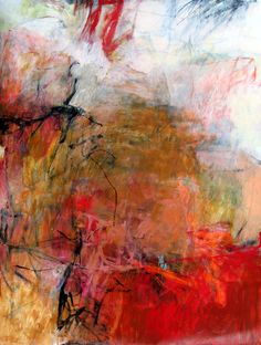 Charlotte Foust- large abstract