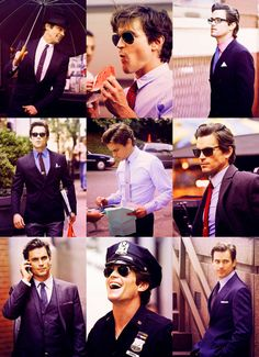 Matt Bomer... So hot!