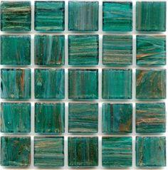 Gold Links Gl 001 Teal 4 Mm Tile Tiles Kitchen Bathroom