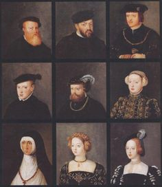 Portuguese Royal Family in the time of the King D. History Of Portugal, Spain And Portugal, Portuguese Royal Family, Spanish Netherlands, Renaissance Portraits, Holy Roman Empire, France, Prince And Princess, Cata