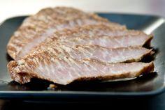 This Japanese Chashu recipe approximates Santouka Ramen's toroniku, made with pork cheek that's braised until meltingly tender. Entree Recipes, Asian Recipes, Cooking Recipes, Savoury Recipes, Pork Cheeks, Leftover Pork, Braised Pork, Noodle Recipes