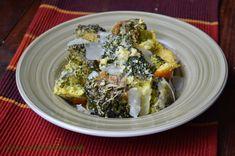 Broccoli gratinat - CAIETUL CU RETETE Broccoli, Cabbage, Vegetables, Food, Green, Essen, Cabbages, Vegetable Recipes, Meals