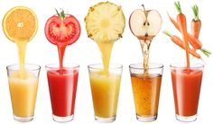 "15 Fab Juices for Fasting and Detoxification.  ""If you don't have a juicer  or a Vitamix, a blender will do just fine."""