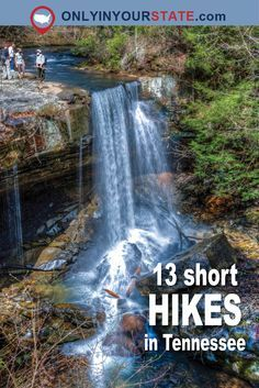 Travel Tennessee Attractions Sites Explore Things To Do Weekend Hikes Short Hikes Trails Best Trails Tennessee Hiking, Tennessee Waterfalls, Visit Tennessee, Tennessee Vacation, Tennessee State Parks, Pigeon Forge Tennessee, Vacation Places, Vacation Spots, Places To Travel