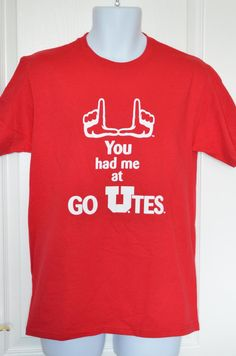 Nwt Officiall Licensed University of Utah Utes You had by Forutes, $14.99