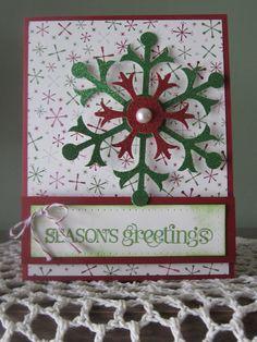 Stampin' Up Handmade Greeting Card by ConroysCorner on Etsy, $3.50