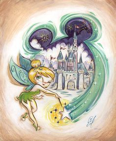 """Tink's Magic"" by Miss Mindy"
