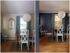 Why dark walls look good in a room with little natural light