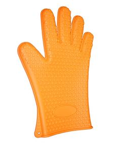 Look what I found on #zulily! Silicone Cooking Gloves #zulilyfinds