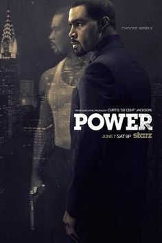 Starz Sets Premiere Date For Drama 'Power', Releases Key Art, Theme Song By 50 Cent