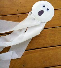 arte di Halloween in inglese per bambini