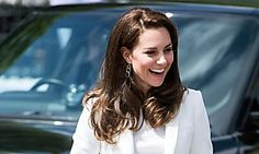 Duchess Kate's Nautical Trousers Are the Ultimate Summer Style Inspo