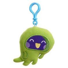 Amazon.com: Moshi Monsters Moshlings Backpack Clip Plush Figure Ecto: Toys & Games