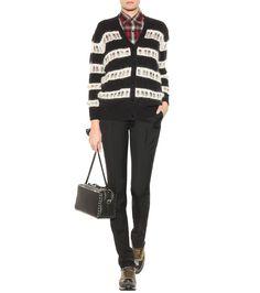 mytheresa.com - Big Camera embellished leather shoulder bag - Luxury Fashion for Women / Designer clothing, shoes, bags