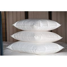Ogallala Comfort Company Single Shell 600 Hypo-Blend Soft Down Pillow Size: