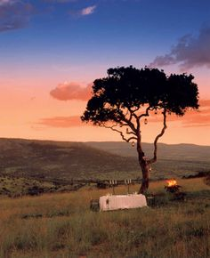 Private cottage, Klein's Camp - Tanzania | Nature Honeymoon
