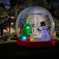 Are you looking for some cool Animated Outdoor Christmas Decorations? You'll find a GREAT selection of animated Christmas decorations for outside Holiday! Animated Christmas Decorations, Outside Christmas Decorations, Solar Powered Led Lights, Christmas Inflatables, Hannukah, Cool Animations, Candy Cane, Snow Globes, Xmas