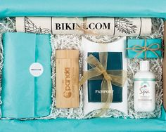 The Wanderlust is a quarterly box full of style, travel, beauty and fitness items from unique brands around the world. Each box's theme is based on an iconic beach destination and has over $250 worth…