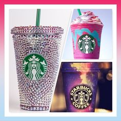My collage abot starbucks.
