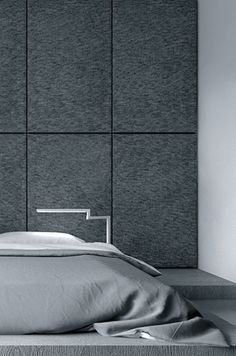 Did you know grey will become a huge color trend next season and year? Get inspired by these ideas. Masculine Interior, Arch Interior, Dark Interiors, Contemporary Interior Design, House Beds, Fashion Room, Lux Bedroom, Bedrooms, Interior Design Inspiration