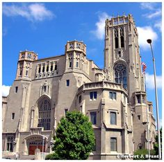 Scottish Rite Cathedral, Indianapolis, Indiana