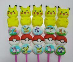 Marshmallow Pikachu