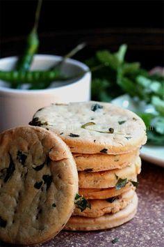 Tea Cakes, Indian Snacks, Indian Food Recipes, Shortbread, Biscotti, Macarons, No Bake Snacks, Baking Snacks, Dry Snacks