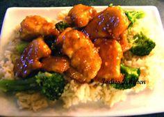 Jodies Kitchen: Sweet & Sour Chicken