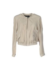 Isabel Marant Women Jacket on YOOX. The best online selection of Jackets Isabel Marant. YOOX exclusive items of Italian and international designers - Secure payments