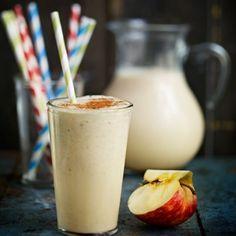 Äppelkaka smoothie