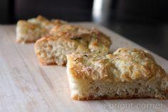 Rustic Pan Bread