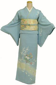 houmongi kimono - Google Search
