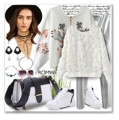 """""""www.romwe.com-XXXIII-6."""" by ane-twist ❤ liked on Polyvore featuring Tim Holtz and romwe"""