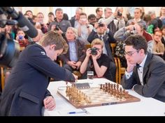 Caruana beats Carlsen with simple attacking blitz chess!!!