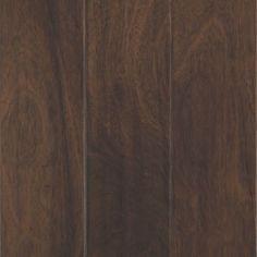 Level 4 Option - Del Rey Hardwood, Sienna Hickory Hardwood Flooring | Mohawk Flooring