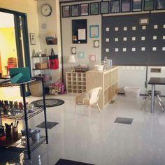 Beautiful classroom
