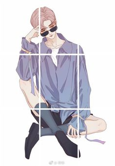 - - Please visit our website to support us! Hot Anime Boy, Anime Guys, Manga Anime, Anime Art, Boy Illustration, Character Illustration, Character Art, Character Design, Beautiful Anime Girl