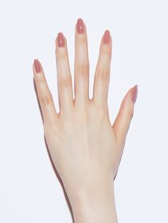 Semi-permanent varnish, false nails, patches: which manicure to choose? - My Nails Minimalist Nails, White Nails, Pink Nails, Mint Nail Art, Oval Nails, Broken Nails, Nail Polish, Dry Nails, Shellac Nails